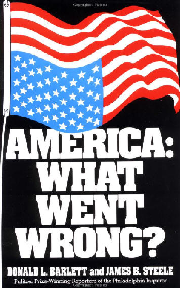 Technology Management Image: AMERICA: What Went Wrong?
