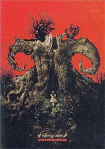The Pentagram And Horned Goat's Head