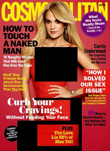 Naked pictures of carrie underwood having sex have hit