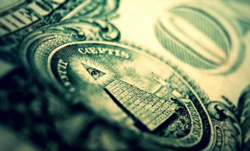 Satan On The U S  Dollar
