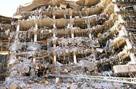 Oklahoma City Bombing Cover Up