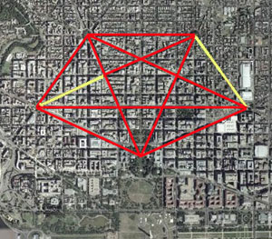 Satanic Occult Symbols in Washington D.C. on coordinates of washington dc, air view of washington dc, geoeye washington dc, aerial view of washington dc, city of washington dc, ikonos washington dc, google earth washington dc, satellite maps of my house, latitude of washington dc, layout of washington dc, peninsula washington dc, relative location of washington dc, home of washington dc, absolute location of washington dc, virtual tour of washington dc, overhead view of washington dc, google maps washington dc, aerial map of dc, hotels of washington dc, elevation of washington dc,