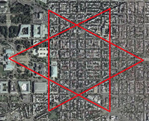 Satanic Occult Symbols in Washington D.C.